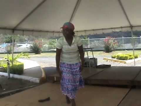Delisa Thomas' performance - Walk Bout by Louise Bennett Travel Video