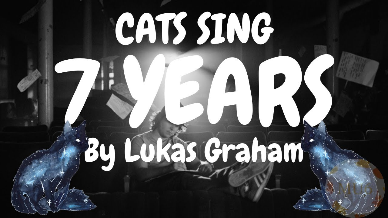 Cats Sing 7 Years by Lukas Graham | Cats Singing Song