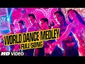 Free Download World Dance Medley Full HD Video Song with Lyrics - Happy New Year,  Shah Rukh Khan | Vishal, Shekhar