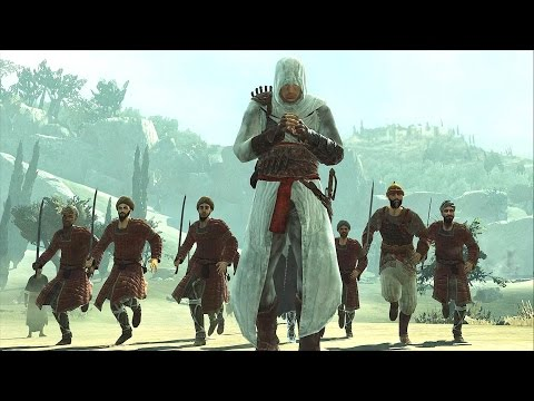 Assassin's Creed 1 Altair` s Rampage In Jerusalem
