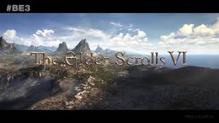 THE ELDER SCROLLS 6 Trailer (E3 2018) PS4/XBOX ONE/PC
