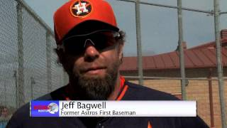 Jeff Bagwell and Craig Biggio Had a Special Relationship