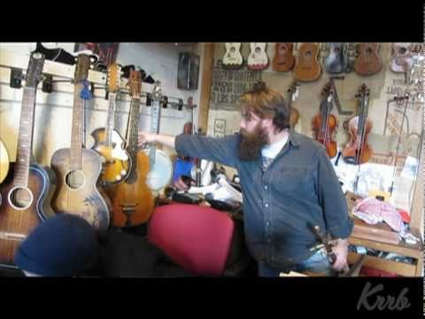 Krrb Presents: Jalopy Theatre and Music School (Brooklyn, NY)