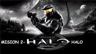 Halo - Halo Combat Evolved Mision 2
