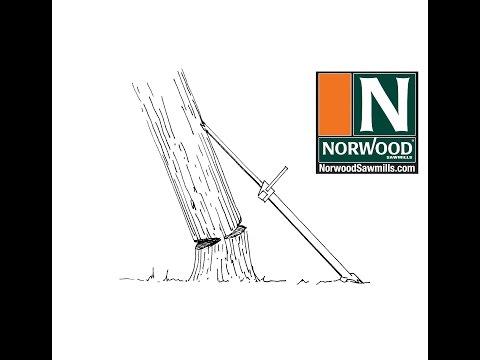 Tree Harvesting & Log Handling Tools From Norwood Portable Sawmills