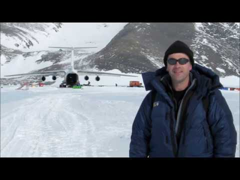 How the Antarctic ice sheet is changing and why it matters. An interview with Martin siegert
