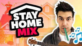 Rooster Teeth Remix - STAY HOME MIX 💚🏡 - ft. Trevor Collins from Achievement Hunter