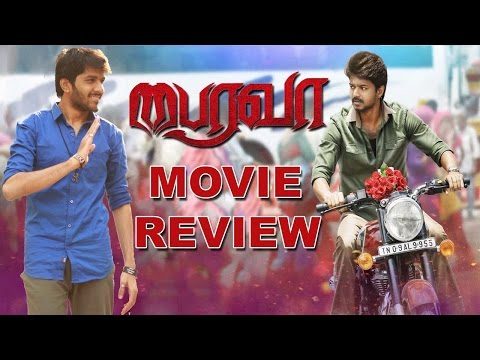 Bairavaa Movie Review By Review Raja -...