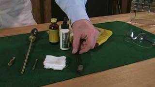 Ruger Double Action Revolver Cleaning