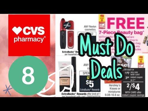 Must Do CVS Deals 8/16-22/2020 I FREE Almay! I Cheap Oral Care