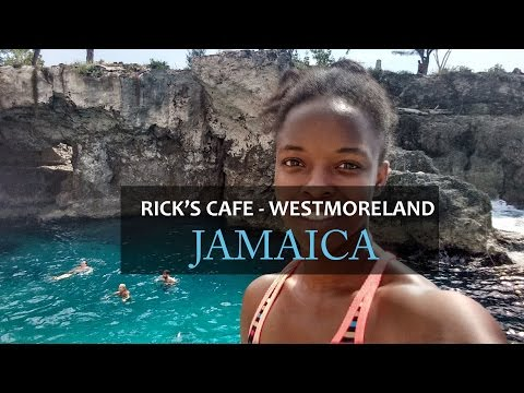Rick's Cafe is only for Swimmers | 14 Parishes in 14 Days