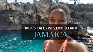 rick s cafe is only for swimmers   14 parishes in 14 days
