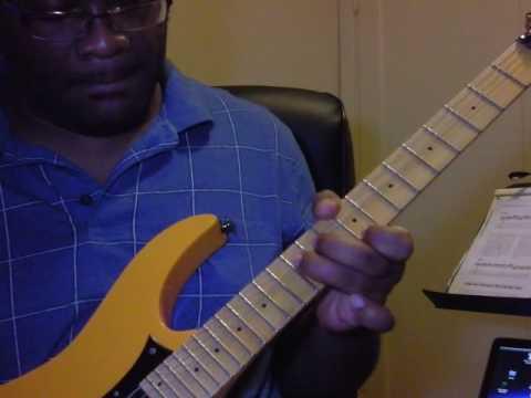 Prince Bambi Guitar lesson