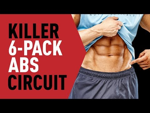 Want 6 Pack Abs? Try This KILLER Ab Workout – All Out Ab Attack