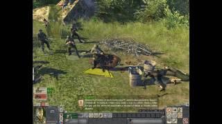 Men of War: Vietnam - Gameplay HD 720p