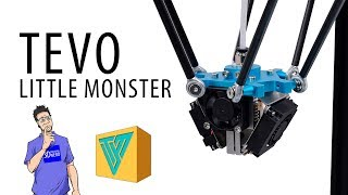 Watch This Before Buying a TEVO Little Monster 3D Printer - Assembly & Usage First Impressions