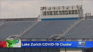 COVID-19 Cluster At Lake Zurich High School Sports Camp