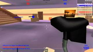roblox paintball pain!