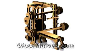 Home Gym Exerciser: 3d Assembly Animation (720hd)