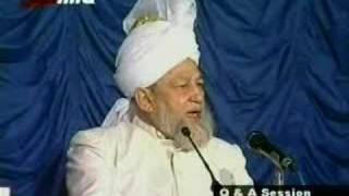 Ahmadiyya - Q/A Session 21/10/1995 1/11
