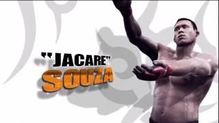 EA SPORTS MMA fighting intro, tweaked quality.