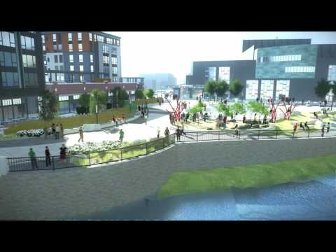 Haymarket Plaza Visual Concept