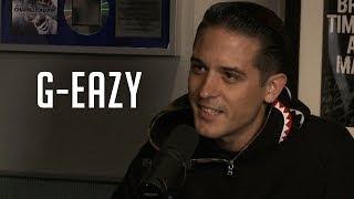 G Eazy Talks Bay Area Racism+Being Hip Hop's Elvis!!