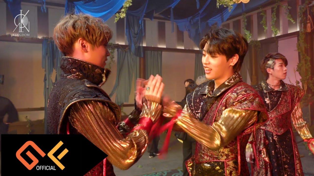 KINGDOM(킹덤) 'KARMA' MV Making Film