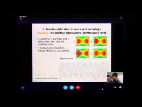 Workshop on Instantons and Extreme Events in Turbulence and Dynamical Systems - TAKAHIRO NEMOTO