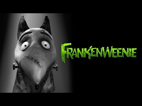 Frankenweenie | Tim Burton Animated Movie Review