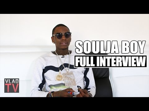 Soulja Boy (Full Interview)