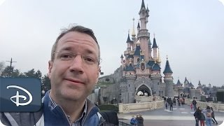 Disney Fan Visits Every Disney Theme Park in 75 Hours