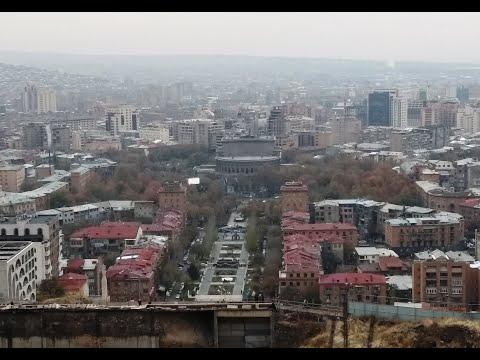 Ереван. Панорама