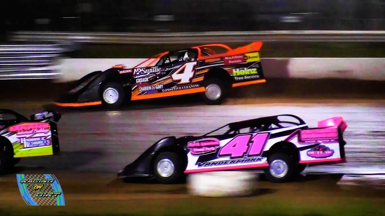 6-27-20 Late Model Feature Thunderbird Raceway