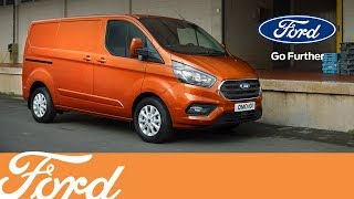 Utilité du nouveau Ford Transit Custom | Ford FR