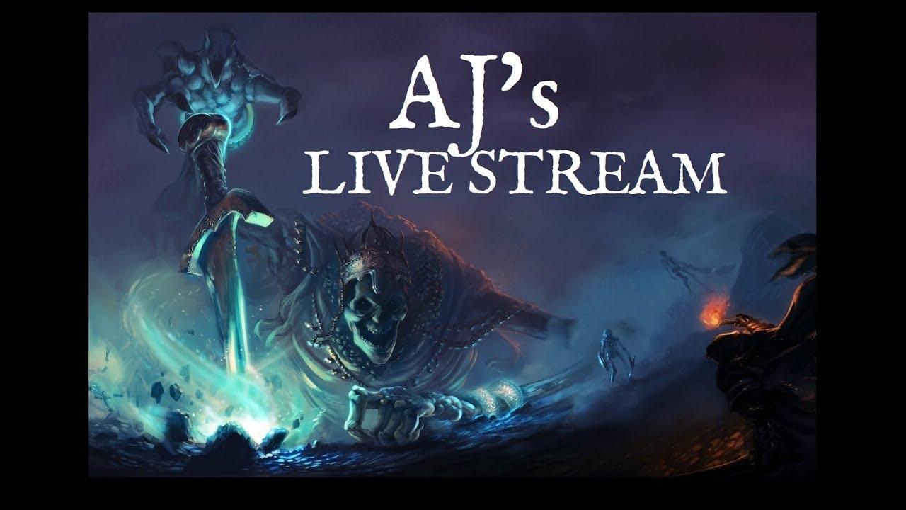 AJ's Live Stream : The Heart of Winter