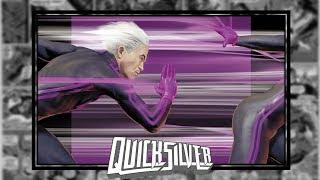 O Mercúrio (Quicksilver) - Historia de Heróis