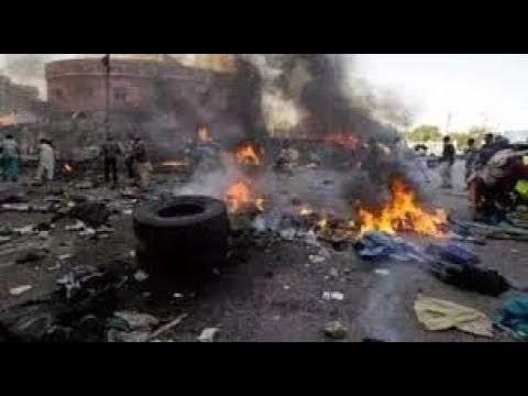 Kazakhstan: bomb Explosion. Arys city.
