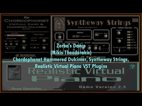 Syntheway Vst Instruments Software Synthesizers And