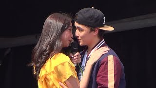 """MayWard"" at the 'Barrio Fiesta Sa London 2018' (Original Footage)"