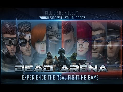 Dead Arena: Official Gameplay Trailer