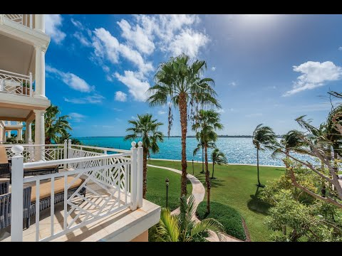 Coveted Oceanview Condo in Ocean Club Residences, Bahamas   Damianos Sotheby's International Realty
