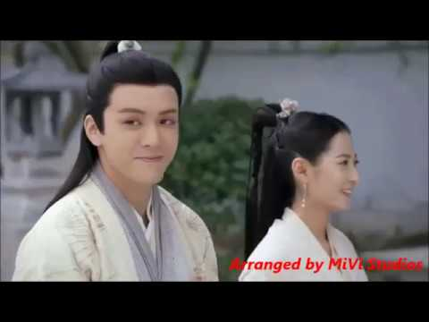 Zhang Wu Ji Zhao Min In Heavenly Sword And Dragon Slaying Sabre