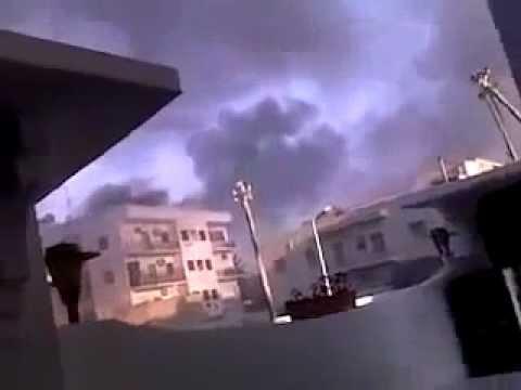 Libya / Tripoli: Nato invasion - the correct images
