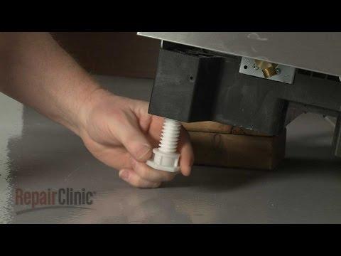 Front Leveling Leg - Samsung Dishwasher