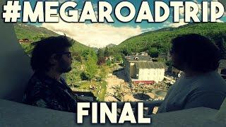#MegaRoadTrip EP. FINAL - CLERMONT-FERRAND / LYON