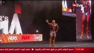 كمال الأجسام.. تكريم رامي السبيعي في احتفالية كبرى بالقاهرة