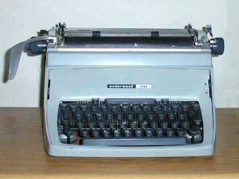 Germany May Go Back to Typewriters to Avoid NSA Spying