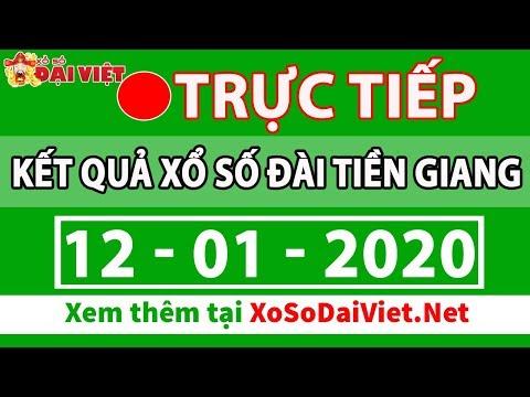 Xổ Số Tiền Giang 12/1/2020 - XSTG - SXTG - Kết Quả Xổ Số Tiền Giang Hôm Nay Chủ Nhật