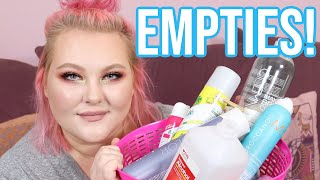 Would I Repurchase?!? Dec. 2018 Beauty Empties! // Products Iv